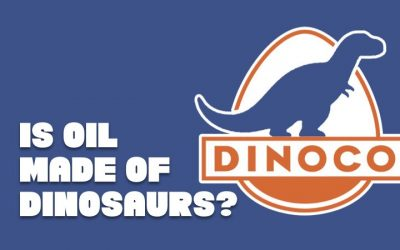 Does Oil, Gas, and Fossil Fuels Come From Dinosaurs?